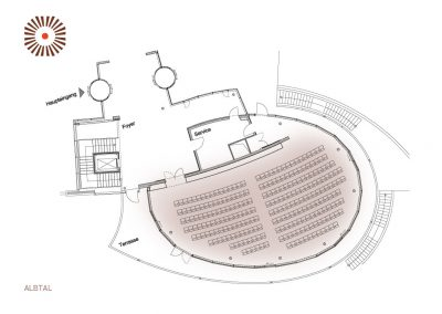 Tagungsraum & Veranstaltungssaal Albtal