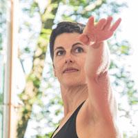 Portrait Selfness-Leiterin Kerstin Weinbrecht