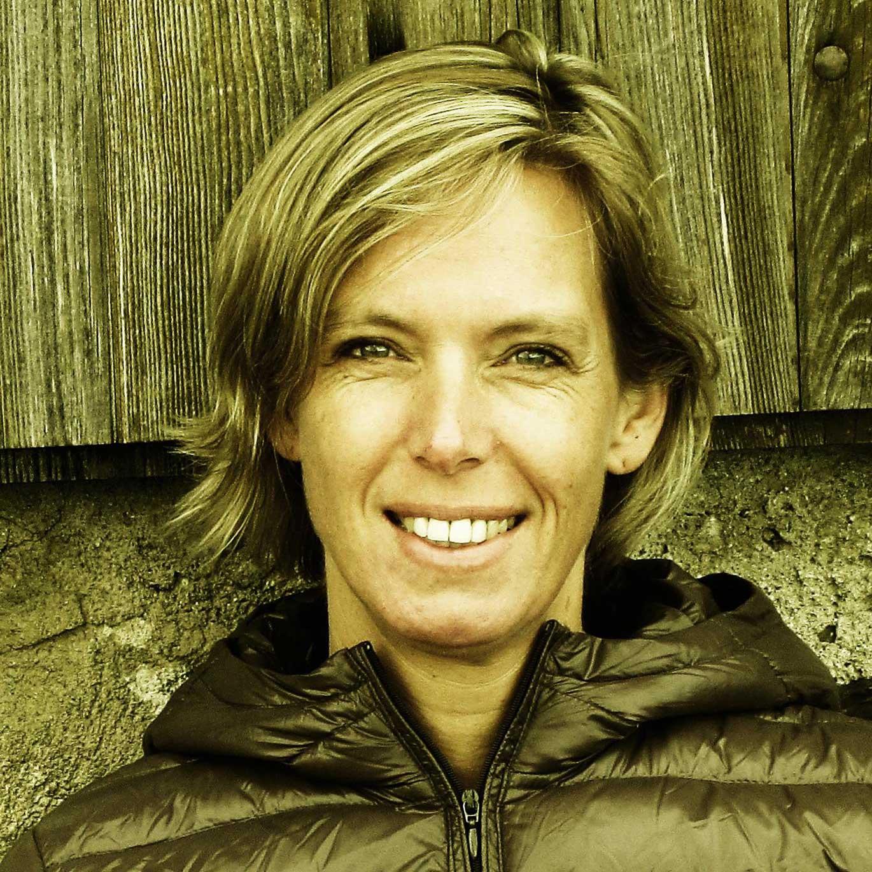 Kerstin Weinbrecht Selfness-Leiterin und ausgebildete Yoga-Trainerin