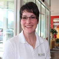 Susanne Eck, Massages and cosmetic treatments at wellness hotel Schwarzwald Panorama