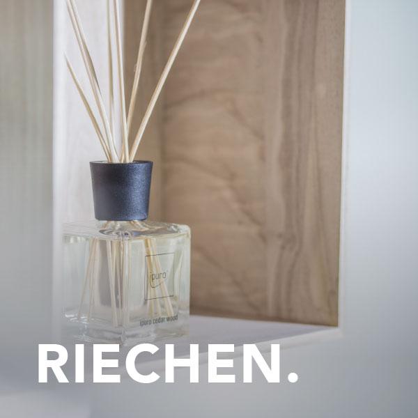 Reichen: Raumduft ipuro cedar wood