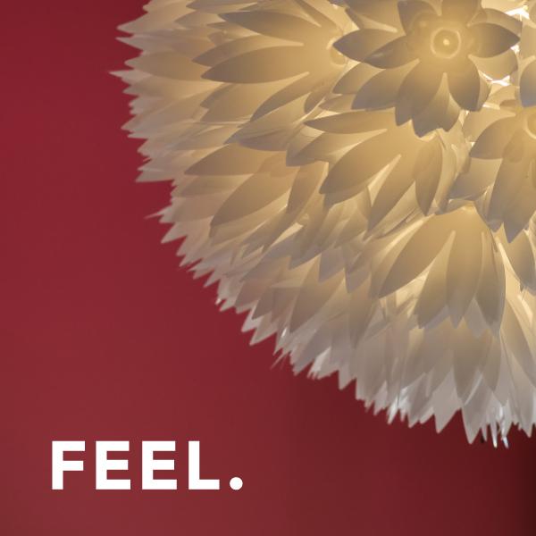 Feeling: flower lamp