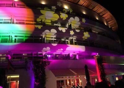 Partystimmung im Hotel SCHWARZWALD PANORAMA