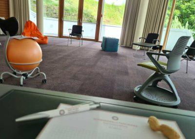 Stuhlbuffet im Tagungsbereich CAMPUS im Hotel SCHWARZWALD PANORAMA